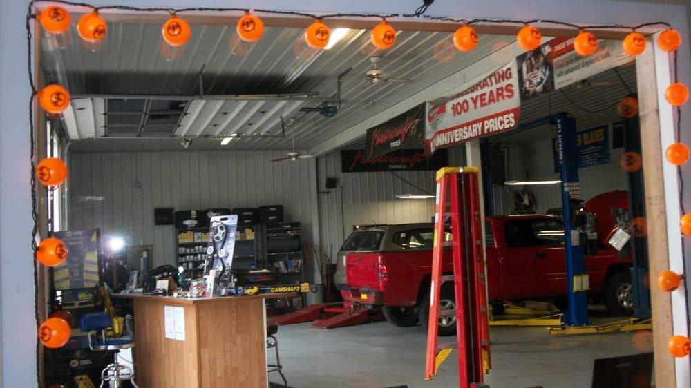 Powers Automotive: 104 S Baum St, Fremont, IN