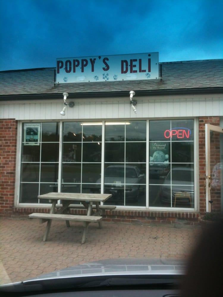 Poppy S Deli CLOSED Delis 240 Main St Williamstown