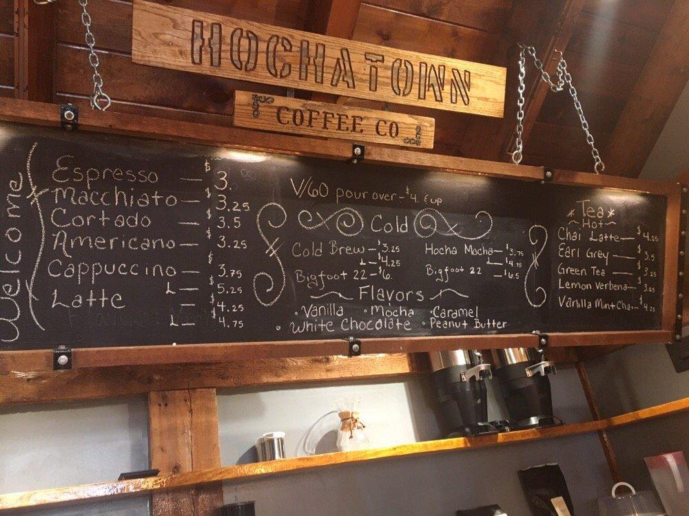 Hochatown Trading Post and Coffee: 259 Stevens Gap Rd, Broken Bow, OK