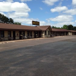 Photo Of Green Acres Motel Spooner Wi United States Older But