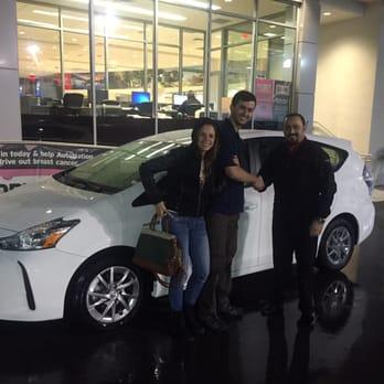 Photo Of Autonation Toyota Hayward Ca United States Rick Congratulate Us