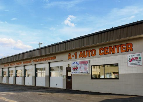 A-1 Auto Center: 333 N Cory St, Findlay, OH