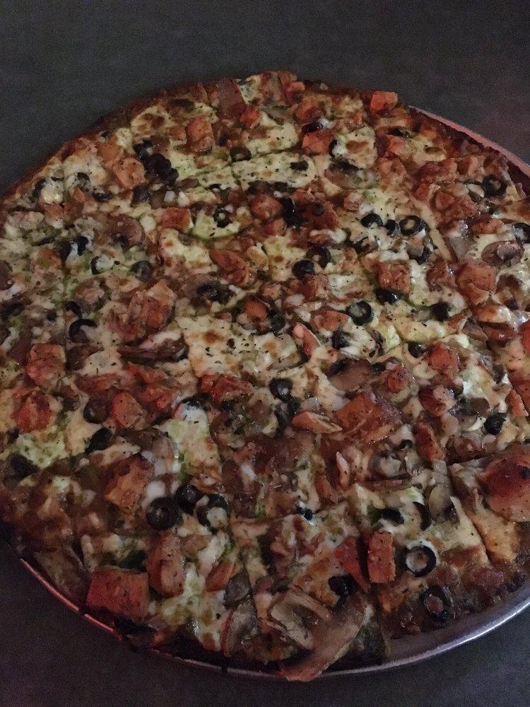 Jupiter's Pizzeria and Billiards: 39 E Main St, Champaign, IL
