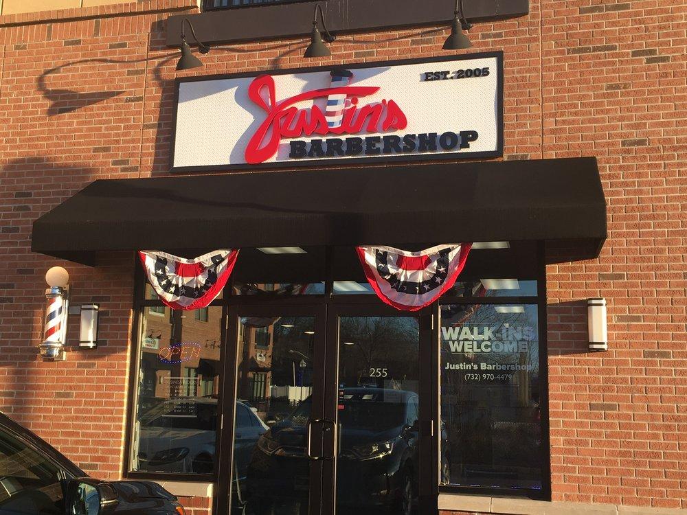 Justin's Barbershop - Matawan: 255 Broad St, Matawan, NJ