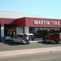 Martin Tire Company Tires 8008 N Mesa St El Paso Tx