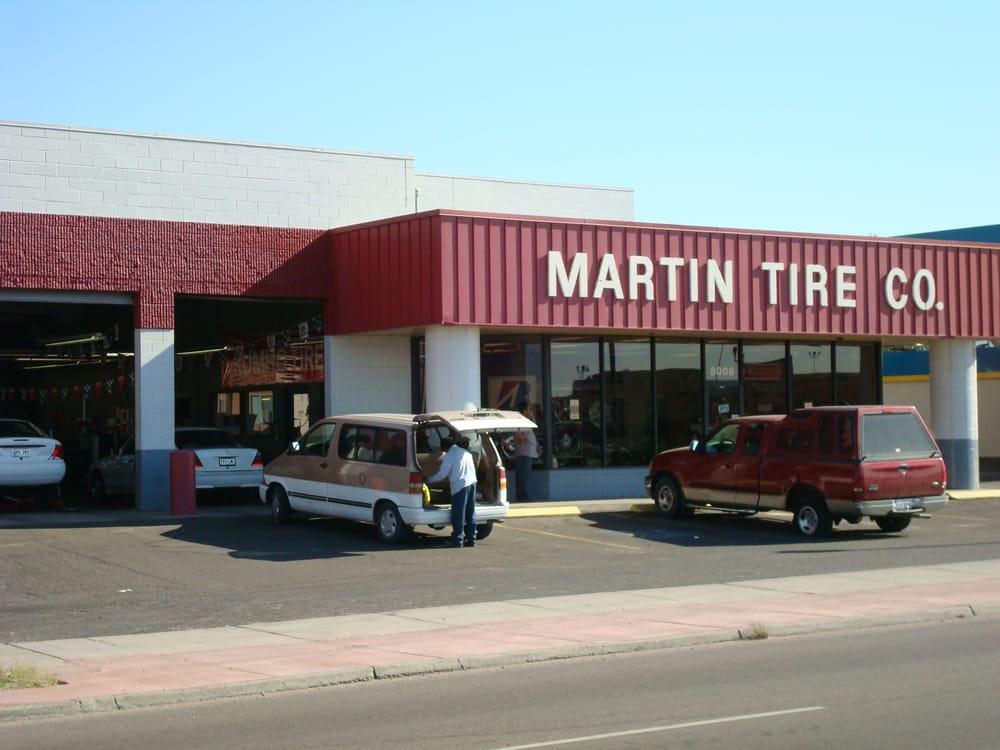 martin tire company tires   mesa st el paso tx phone number yelp