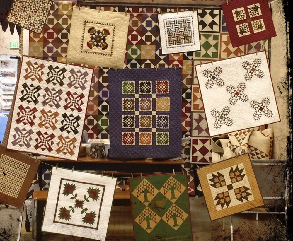 Always In Stitches - 19 Photos - Fabric Stores - 1808 Conner St ...