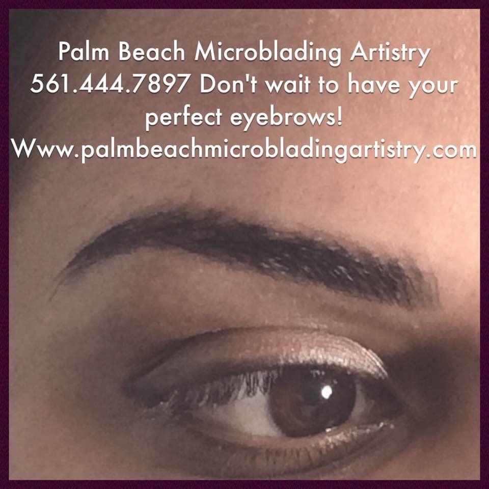 Microblading West Palm Beach Fl