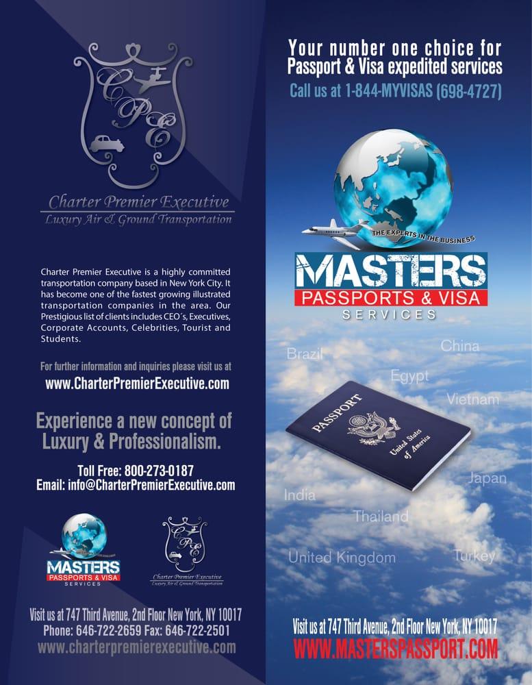 Masters Passports & Visa Services