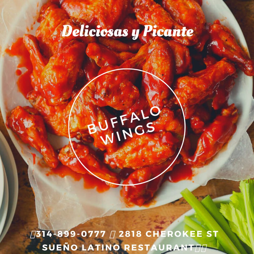 Sueño Latino Restaurant: 2818 Cherokee St, Saint Louis, MO