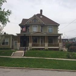 Photo Of The Burford House Inn Iowa City Ia United States Outside