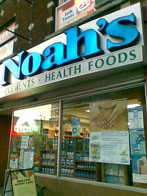 Noah S Natural Foods  Yonge Street