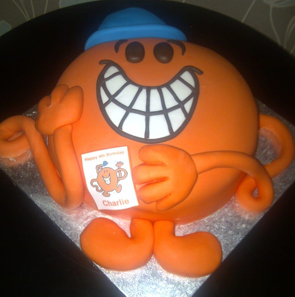 Mr Tickle Sponge Cake Yelp - Mr tickle birthday cake