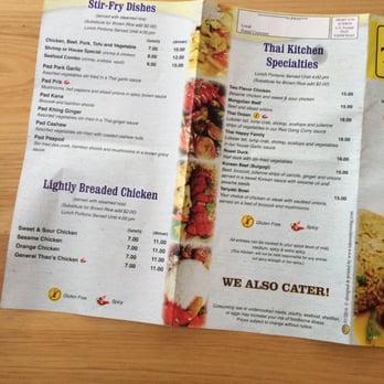 thai kitchen - 21 photos & 30 reviews - thai - 1133 w s airport rd