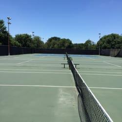 Photo Of Fretz Park Tennis Center   Dallas, TX, United States. Courts ...