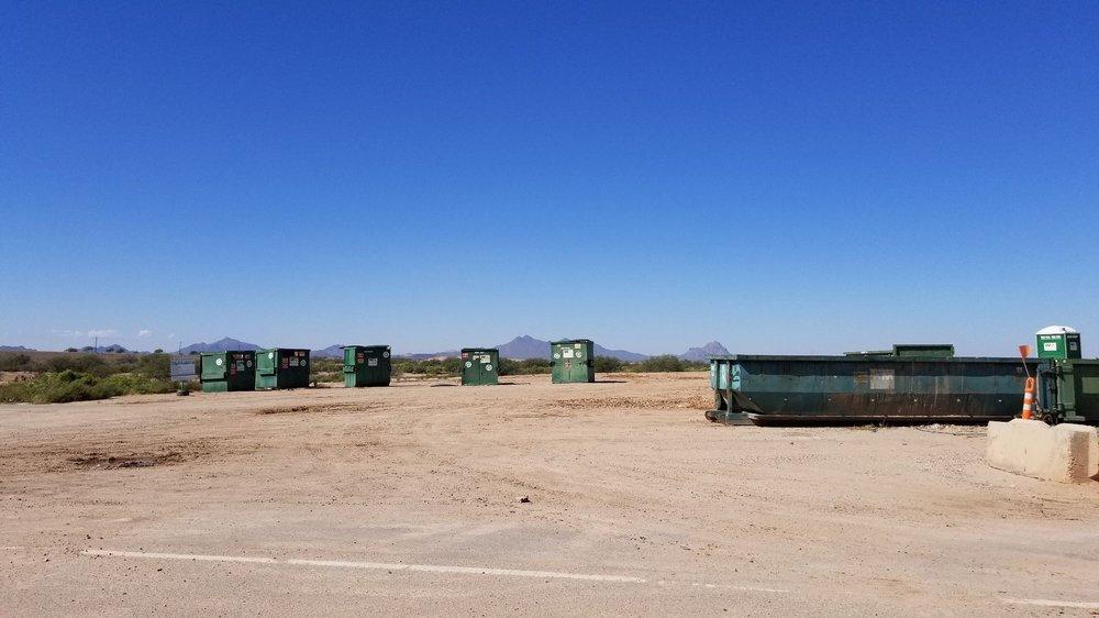 Waste Management: 14508 West Avra Valley Road, Marana, AZ
