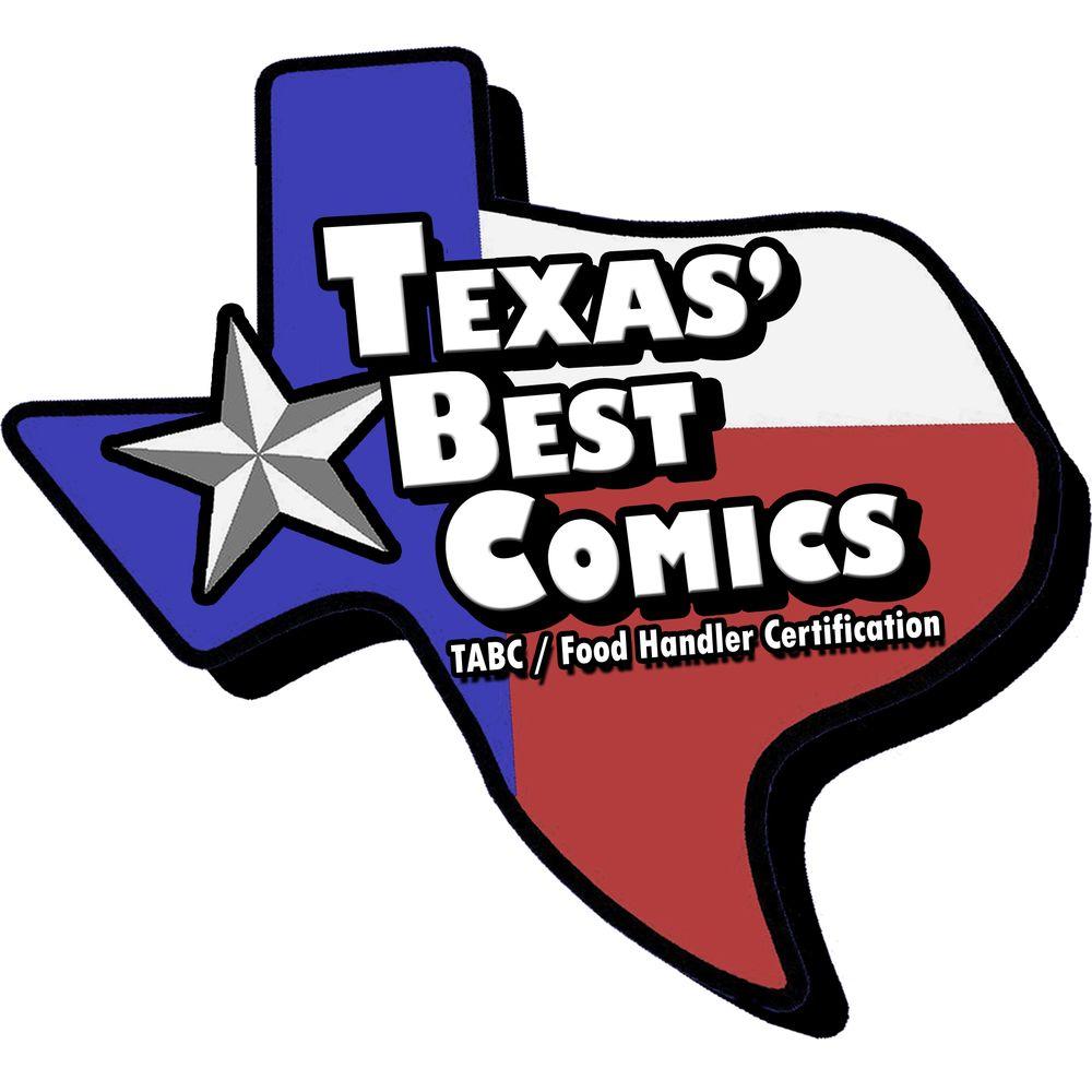 Texas Best Comics Tabc Training Bars 1300 S Pleasent Valley Rd