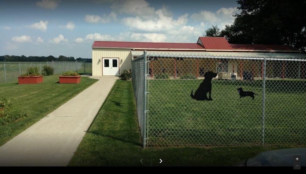 Bed & Biscuit Pet Resort: 5701 S US Highway 421, Westville, IN