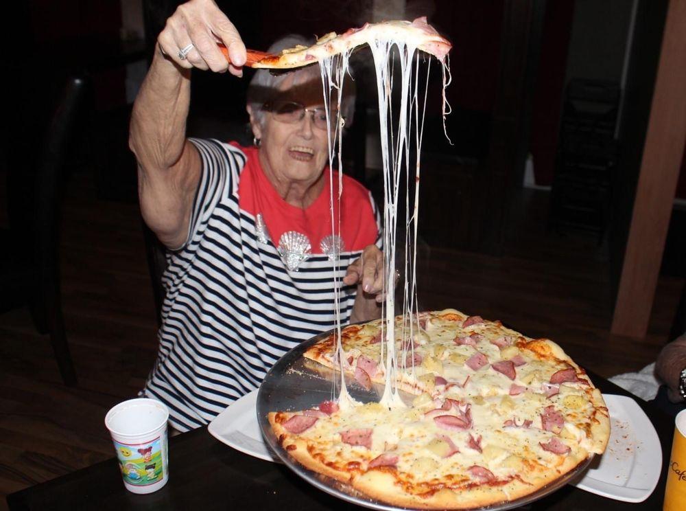 Nonna Bella Pizzeria: 717 South Arkansas Ave, Russellville, AR