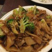 photo of thai kitchen milwaukee wi united states pad see ew with - Thai Kitchen Milwaukee