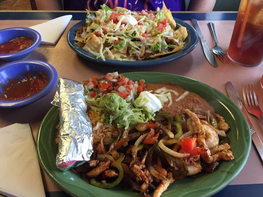 Baja Rio's Mexican Kitchen: 5563 US-71 S, Cove, AR