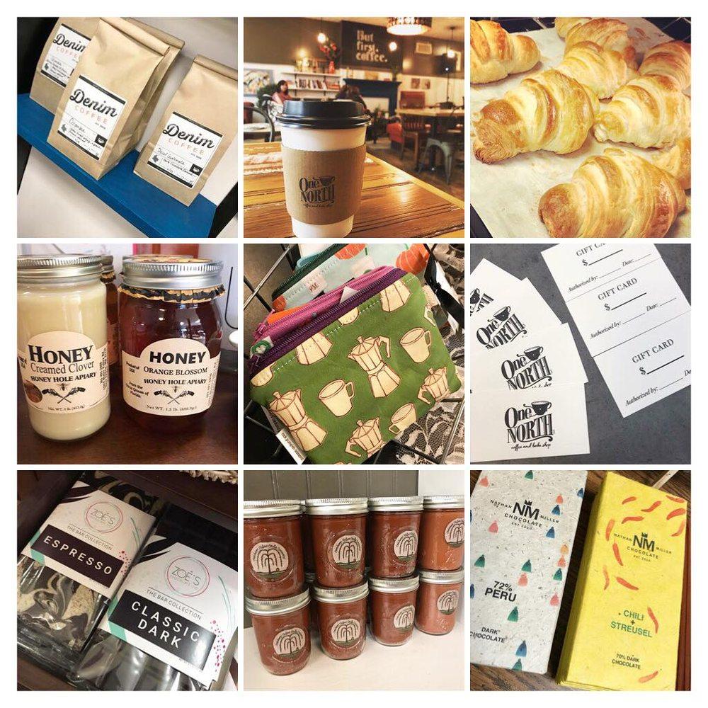 One North Coffee & Bake Shop: 1 N Main St, Mercersburg, PA