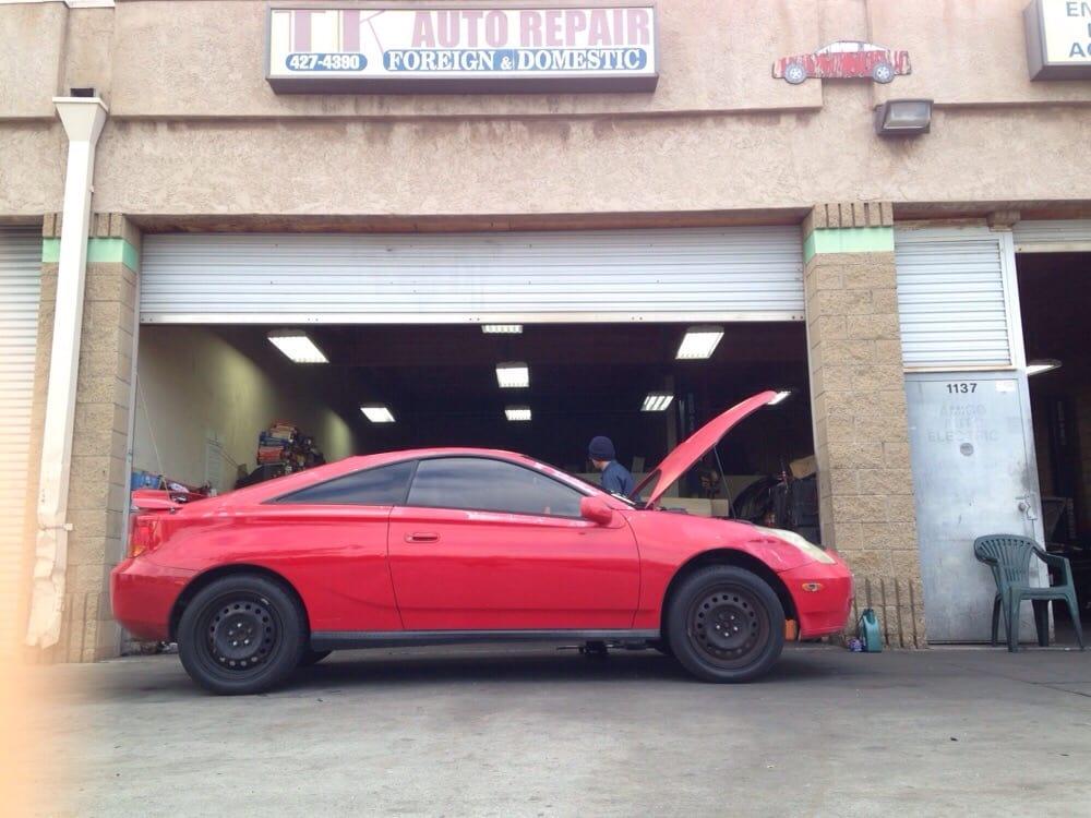 Tk auto repair 46 reviews garages 1137 broadway for Garage villeneuve auto service
