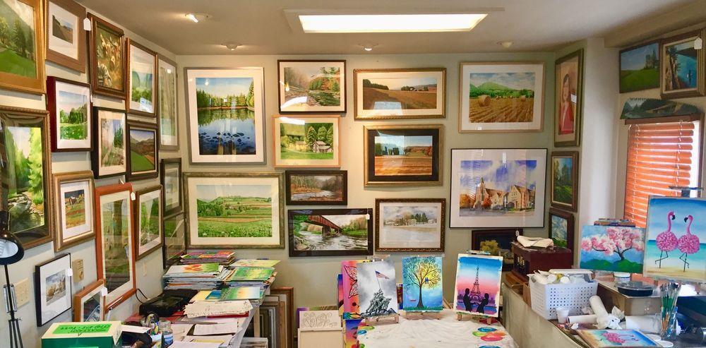 Saint Joseph's Fine Art Studio: 101 S Chestnut St, Mount Carmel, PA