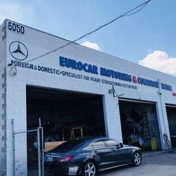 Eurocar Motoring Collision Center Auto Repair 6050 Vineland