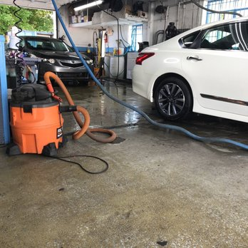 Puddles Car Wash Nj