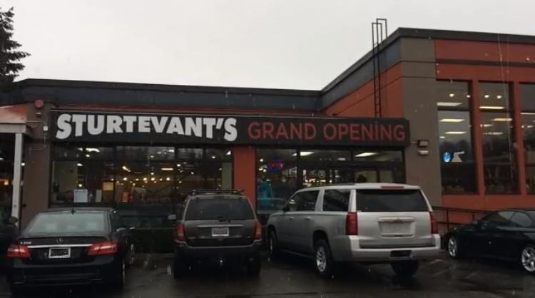 Sturtevant's: 13131 NE 20th St, Bellevue, WA