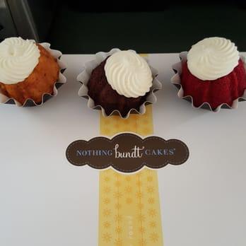 Nothing But Bundt Cakes Hendersonville