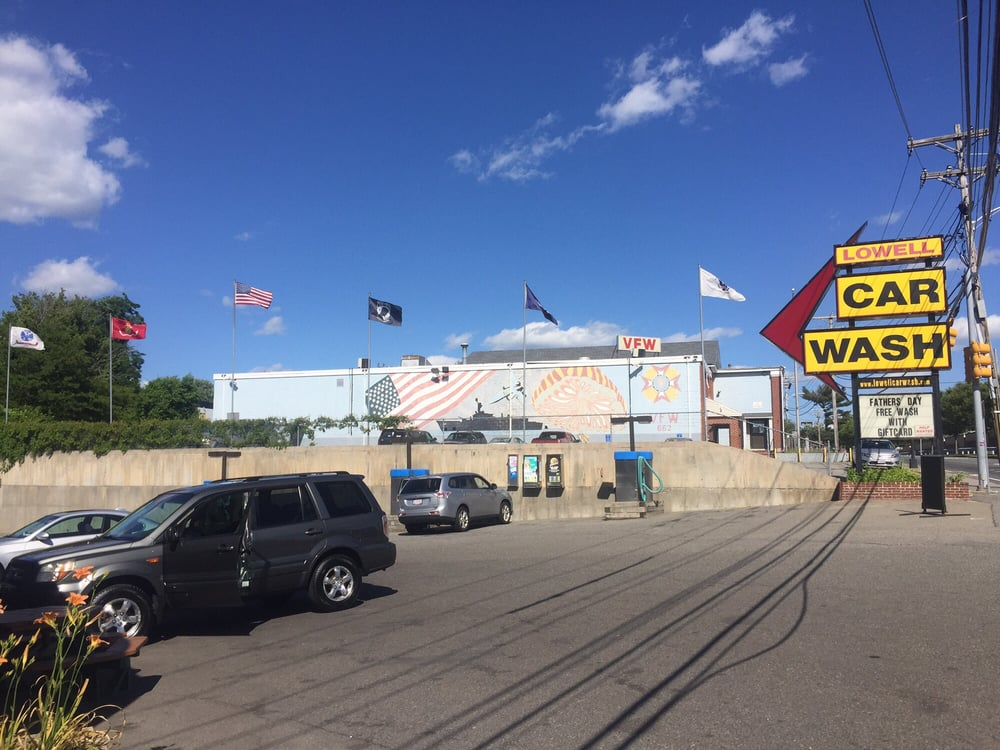 Lowell Car Wash Reviews