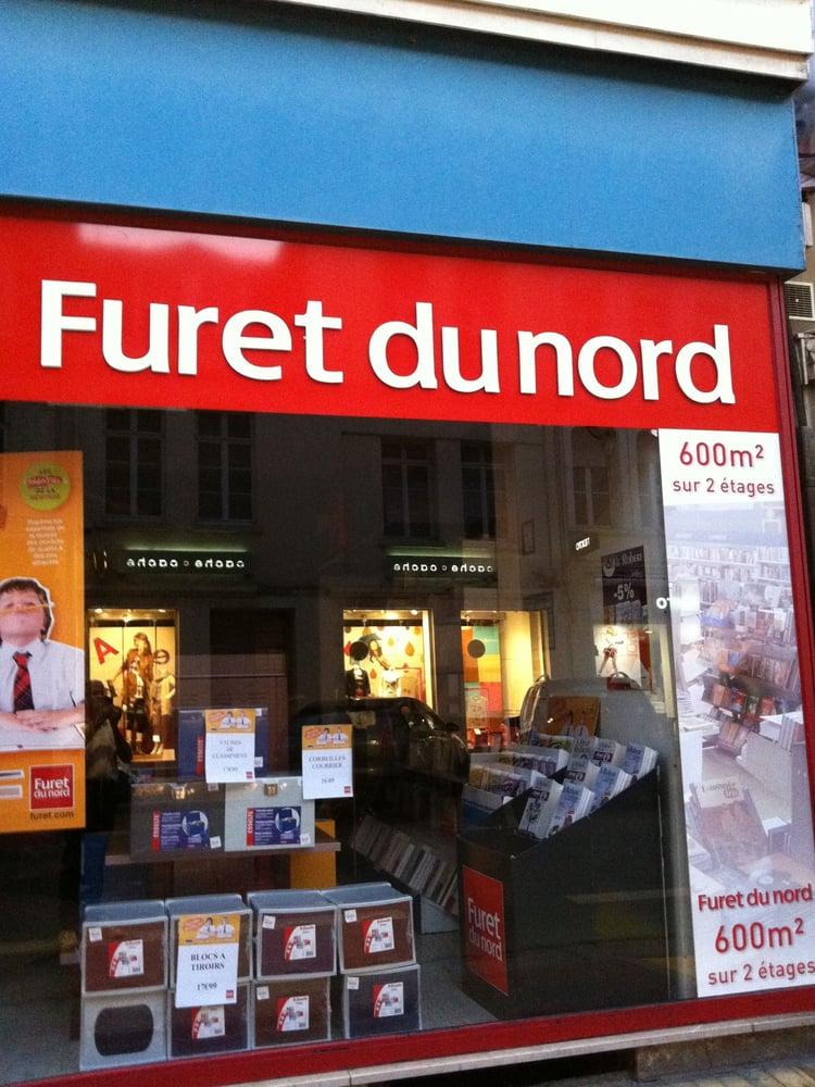 Le furet du nord bookshops 28 rue madeleine douai - Furet du nord lens ...