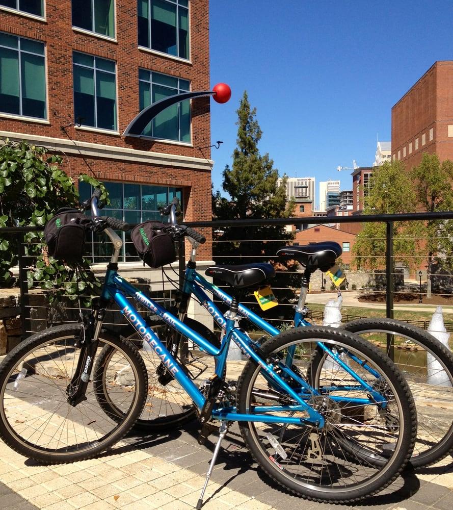 Bike The Rabbit: 233 N Main St, Greenville, SC