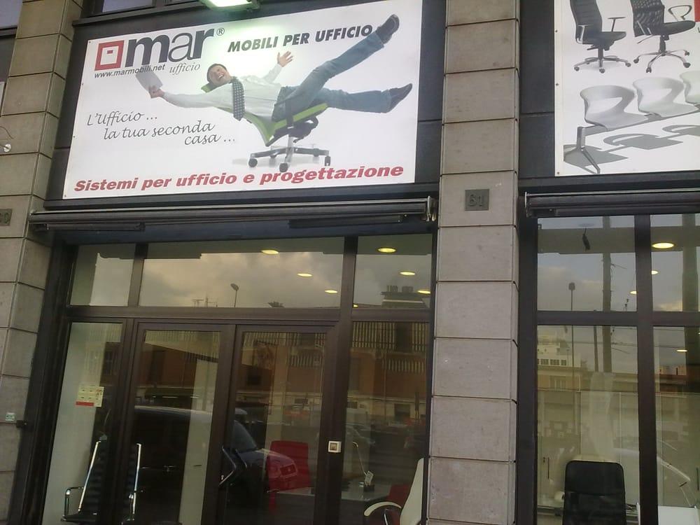Mar mobili per ufficio forniture d 39 ufficio via for Mobili per ufficio napoli
