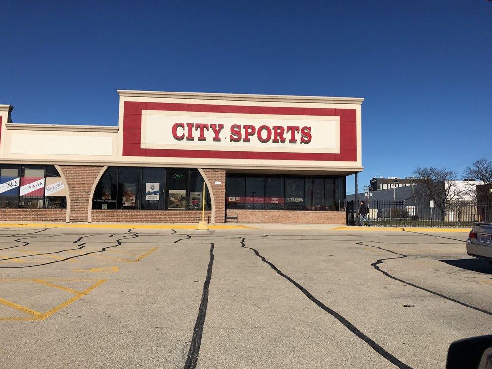 City Sports: 7401 W 24th St, North Riverside, IL