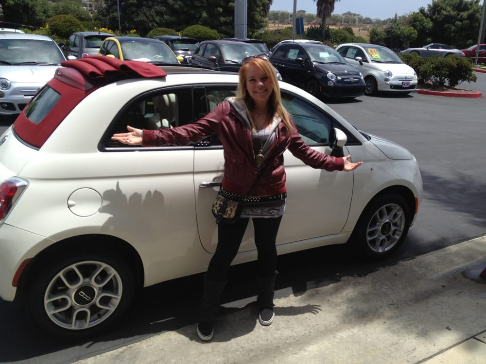 i love my fiat! amazing service! and great car! robin was super