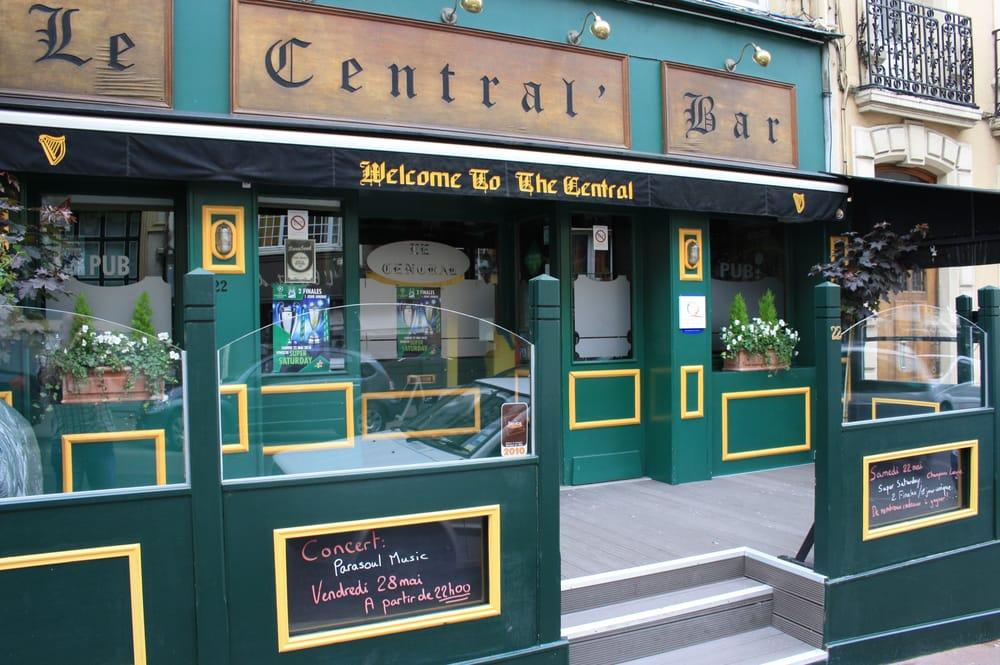 Le central bar closed restaurants 22 grande rue boulogne sur mer pas de calais france - Bar le central ...