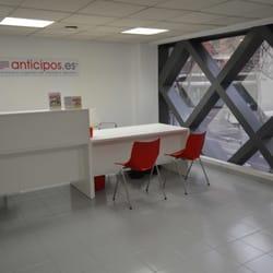 Anticipos richiedi preventivo consulenze finanziarie for Oficina madrid tetuan dni