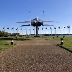 Langley Air Force Base, Hampton Va. 2018 - YouTube