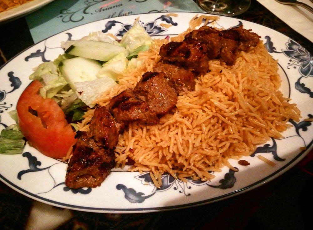 Ariana afghan kebab restaurant 123 photos 387 reviews for Anoush middle eastern cuisine north york