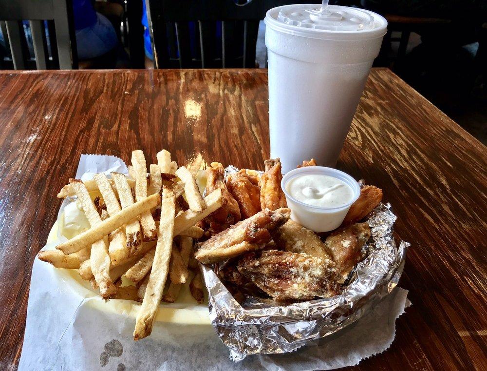 Mel's Pork Pit: 184 Main St, Milner, GA