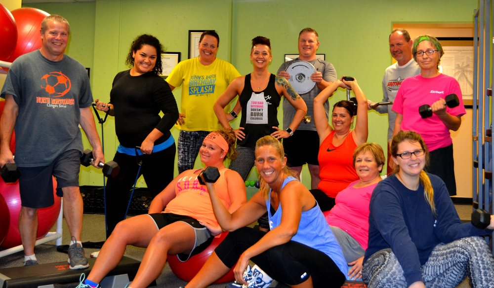 Athena Sports and Fitness: 200 E College St, Crawfordsville, IN