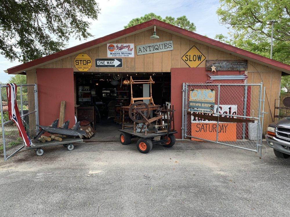 Black Oak Antiques & Salvage: 13168 Jacqueline Rd, Weeki Wachee, FL