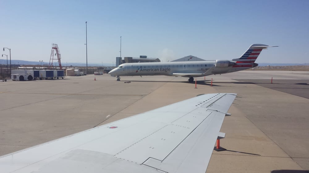 American Airline: 2828 Walker Field Dr, Grand Junction, CO