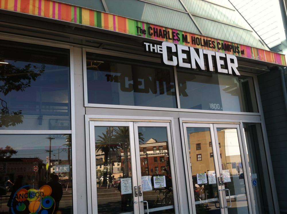 Gay community center