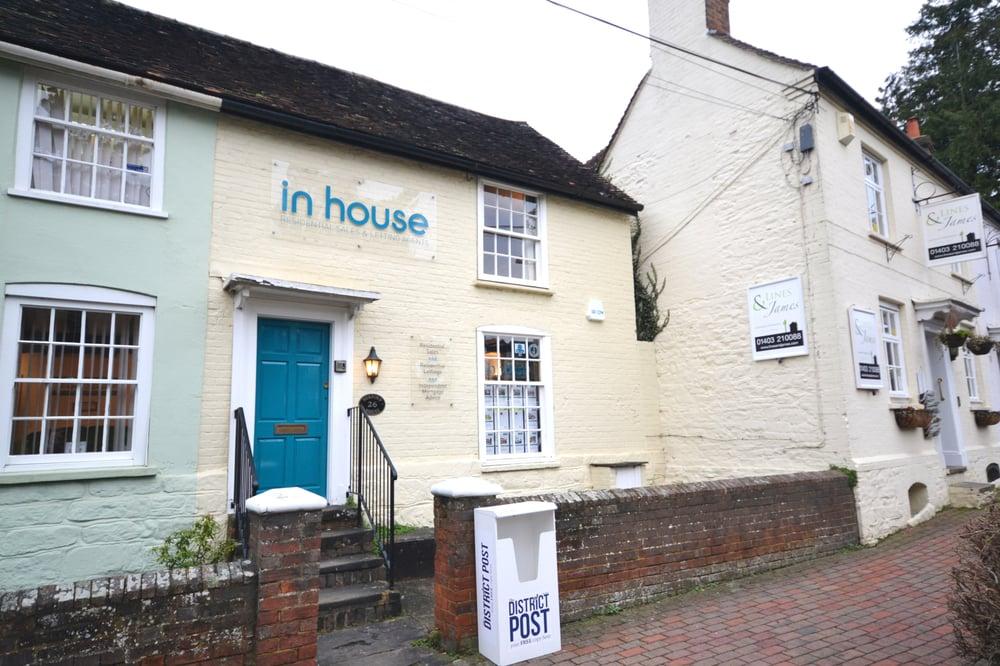Agents - Real Estate Services - 26 Worthing Road, Horsham, West Sussex ...: www.yelp.com/biz/in-house-estate-agents-horsham