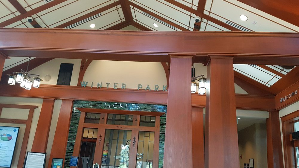 Amtrak: 150 W Morse Blvd, Winter Park, FL