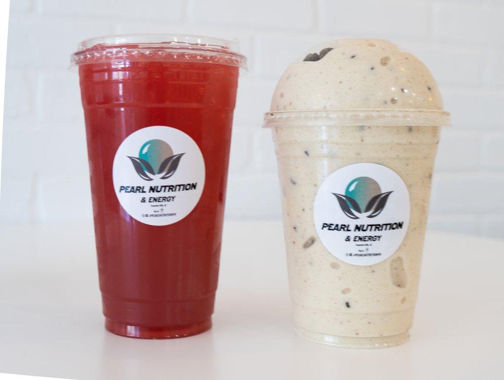 Pearl Nutrition & Energy: 16425 E Palisades Blvd, Fountain Hills, AZ